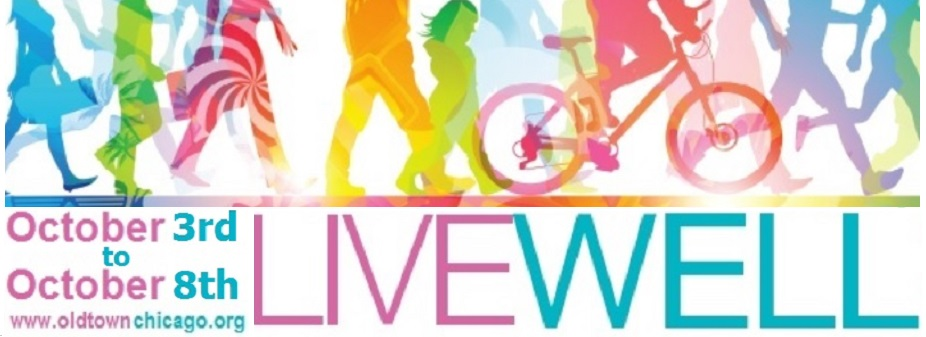 LIVE WELL Health and Wellness Series | Oct. 3-8
