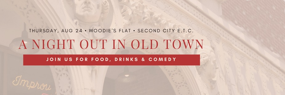 Join us for A Night Out In Old Town!