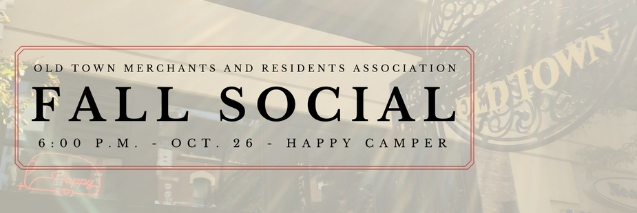 Welcome Fall with the OTMRA Social at Happy Camper!