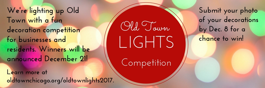 Old Town Lights Competition